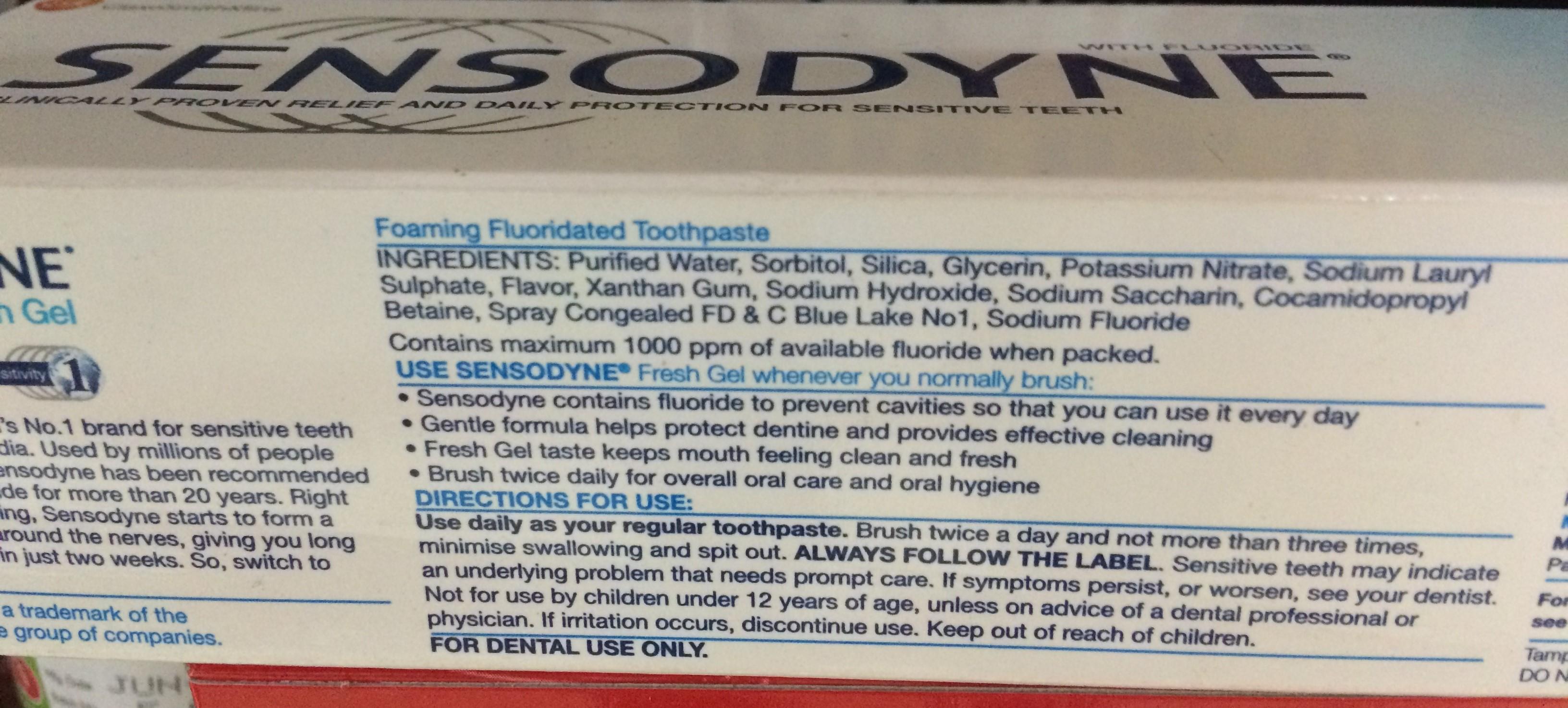 Colgate Toothpaste: description, composition, photo 15